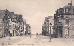 De Panne La Panne Avenue De La Mer Vers La Digue - De Panne