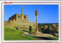 Barcelos - Costa Verde - Formato Grande Viaggiata – E 9 - Grecia