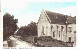 Carte Postale Ancienne De BONNAY - Francia