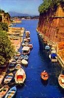 Corfu - Ancienne Fortresse - Le Fossè - Formato Grande Viaggiata – E 9 - Grecia