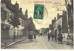 Carte Postale Ancienne De BOURBON  LANCY - Altri Comuni
