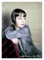 Ukraine Postcard | Louise Brooks | American Film Actress | Cinema | Actors - Acteurs