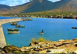Creta - Chersonissos - Il Porto - Formato Grande Viaggiata – E 9 - Grecia