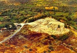 Creta - Phaistos - Il Palazzo Minoico - Formato Grande Viaggiata – E 9 - Grecia