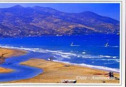 Crete - Iraklio - Ammoudara - Formato Grande Viaggiata – E 9 - Grecia