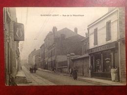 Saint Genest Lerpt Rue De La République, Pharmacie RARE - Autres Communes