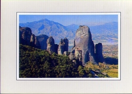 Grece - Montagne - Edizions Sotiris Toumbis - Formato Grande Non Viaggiata – E 9 - Grecia