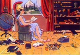 Griechische Mythologie - Athena Die Gottin Des Weisheits - 9 - Formato Grande Non Viaggiata – E 9 - Grecia
