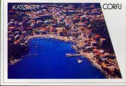 Kassiopt - Corfu - Formato Grande Viaggiata – E 9 - Grecia