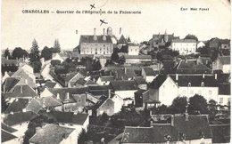 Carte Postale Ancienne De CHAROLLES - Charolles