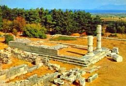 Kos - Asclepieion - Tempio Ellemistico - Formato Grande Viaggiata – E 9 - Grecia
