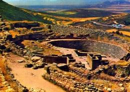 Micene - Tombe Reali - Formato Grande Viaggiata – E 9 - Grecia