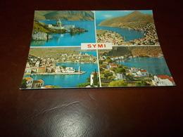 B722   Symi Grecia Non Viaggiata - Grecia