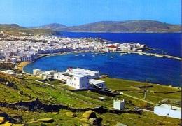 Myconos - Vue Partielle - 69 - Formato Grande Non Viaggiata – E 9 - Grecia