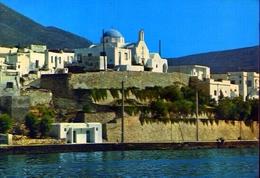 Paros - Una Vista Pittoresca - Formato Grande Viaggiata – E 9 - Grecia