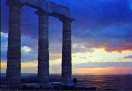 Sounio - 430 - Formato Grande Non Viaggiata – E 9 - Grecia
