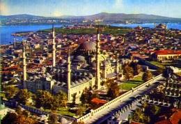The Msque Of Suleymaniye - Soliman The Magnificent - Formato Grande Viaggiata – E 9 - Grecia