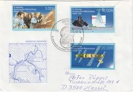 DDR 1988 - MiNr: 3170-3172 Komplett Mit SStmp. - Europa