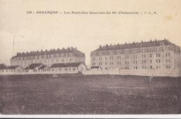 25  Doubs  -  Besançon  -  Les  Nouvelles  Casernes  Du  60  D'infanterie - Besancon
