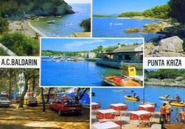 A.c. Baldasrin - Punta Kriza - Formato Grande Viaggiata – E 9 - Jugoslavia