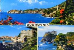 Dubrovnik - 163 - Formato Grande Viaggiata Mancante Di Affrancatura – E 9 - Jugoslavia