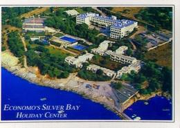 Economo's Silver Bay Holiday Center - Theologos Lokris - Formato Grande Non Viaggiata – E 9 - Jugoslavia