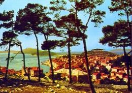 Mali Losinj - Panorama - Formato Grande Viaggiata – E 9 - Jugoslavia