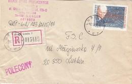 POLEN 1986 - MiNr: 3014 Rekobeleg - Europa