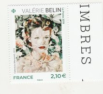 France 2019 - Valérie Belin -  1 Timbre X 2,10€ - Neufs