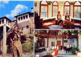 Mostar - Una Casa Turca - Formato Grande Viaggiata – E 9 - Jugoslavia