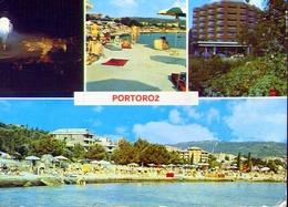 Portoroz - Formato Grande Viaggiata Mancante Di Affrancatura – E 9 - Jugoslavia