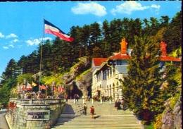 Postojnska - Jama - Formato Grande Viaggiata – E 9 - Jugoslavia