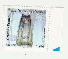 France 2018 - Vase Antonija Krasnik -  1 Timbre X 1,20€ - Neufs