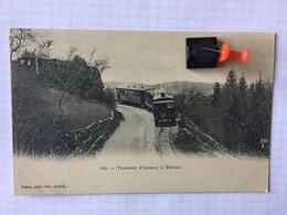 Tramway D'Annecy à Thônes - Annecy-le-Vieux
