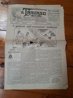 1922 - ROMA - GIORNALE - IL TRAVASO DELLE IDEE - SATIRA - FASCISMO - UMORISMO - Altri