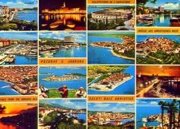 Pozdrav S.jadrana - Formato Grande Viaggiata Mancante Di Affrancatura – E 9 - Jugoslavia