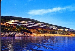 Rabac - Hotel Girendola - Formato Grande Viaggiata – E 9 - Jugoslavia