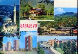 Sarajevo - 1816 - Formato Grande Viaggiata – E 9 - Jugoslavia