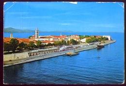 Zadar - Formato Grande Viaggiata Mancante Di Affrancatura – E 9 - Jugoslavia