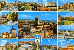 Zagreb - 1850 - Formato Grande Viaggiata Mancante Di Affrancatura – E 9 - Jugoslavia