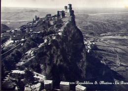 Repubblica Di San Marino - La Rocca - 229 - Formato Grande Viaggiata Mancante Di Affrancatura – E 9 - San Marino