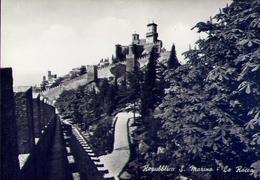 Repubblica Di San Marino - La Rocca - 42 - Formato Grande Non Viaggiata – E 9 - San Marino