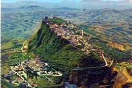 Repubblica Di San Marino - Monte Titano - 2 - Formato Grande Viaggiata – E 9 - San Marino