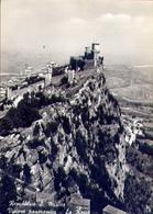 Repubblica Di San Marino - Visione Panoramica - La Rocca - Formato Grande Non Viaggiata – E 9 - San Marino