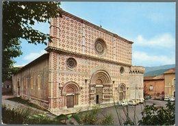°°° Cartolina N. 591 L'aquila Basilica Di S. Maria Di Collemaggio  Nuova °°° - L'Aquila