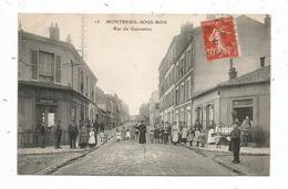 Montreuil Sous Bois -Rue Du Gazomètre;Maison Reboul; Marchand De Poupées - Montreuil