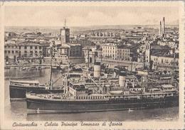 Civitavecchia - Calata Principe Tommaso Di Savoia - H4981 - Civitavecchia