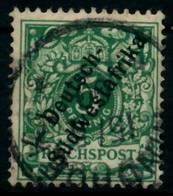 DSW Nr 6 Zentrisch Gestempelt X6B9122 - Kolonie: Deutsch-Südwestafrika