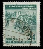DDR 1953 Nr 355YI Gestempelt X6C6C16 - DDR