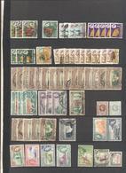 Colonie Inglesi - English Colonies - Lotto - Accumulo - Vrac - 150 Francobolli - Nuovi Ed Usati - Francobolli